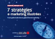 7 strategies e-marketing illustrees