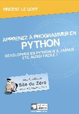 Apprenez a programmer en Python - eBook gratuit
