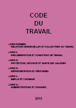 Code du travail - Luxembourg