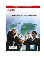 Le commerce international - Manuel de formation