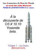 A la decouverte de OS X 10.10 Yosemite beta - Volume 1 - Yves Roger Cornil