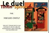 Ebook gratuit - Le duel Tintin-Spirou - Bande dessinée