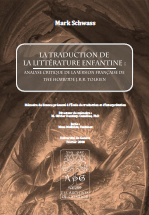 La traduction de la litterature enfantine - Memoire de licence