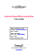 Tutorial OpenOffice.org Writer